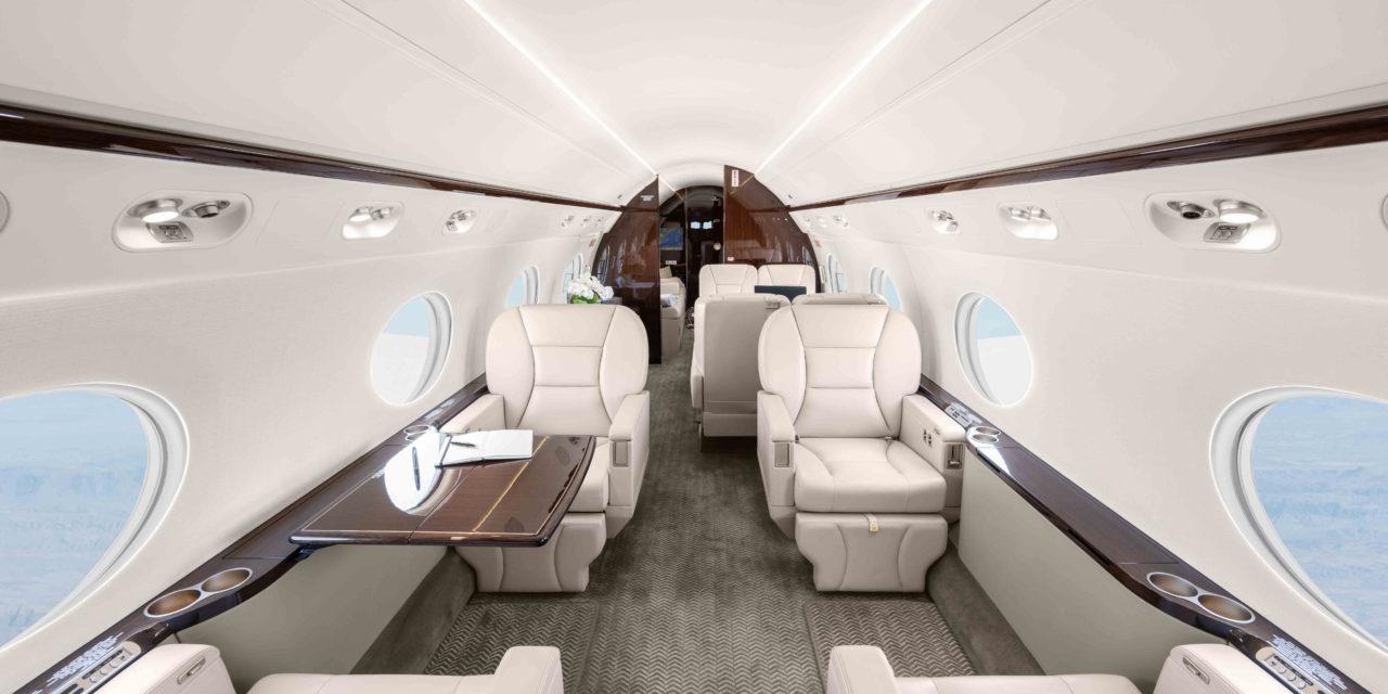 Gulfstream G450 joins Vertis Aviation portfolio