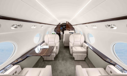 Gulfstream G450 joins Vertis Aviation portfolio