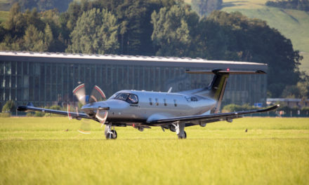 Oriens Aviation places first PC-12 NGX in the UK