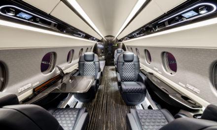 further enhancements to the Praetor 500 and Praetor 600 cabins