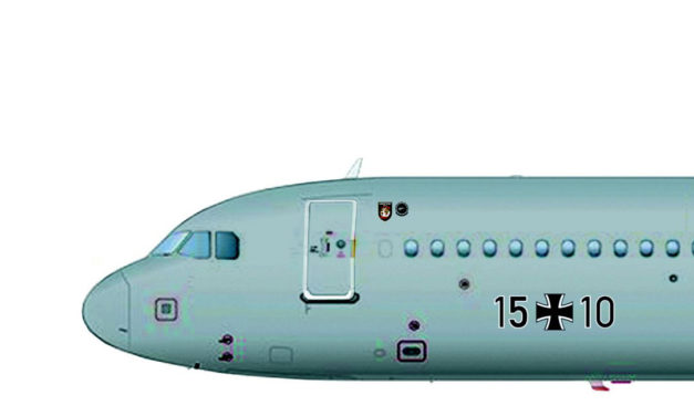 Airbus Corporate Jets wins first A321LR order for two aircraft