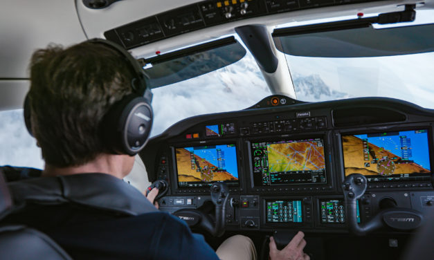 Daher designates Elliott Aviation for TBM 940 upgrades
