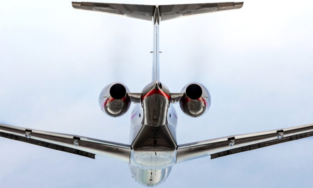 Business aviation: the Covid effect.