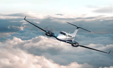 Textron introduce new King Air 360
