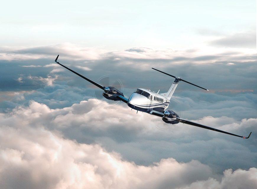 Textron introduce new King Air 360