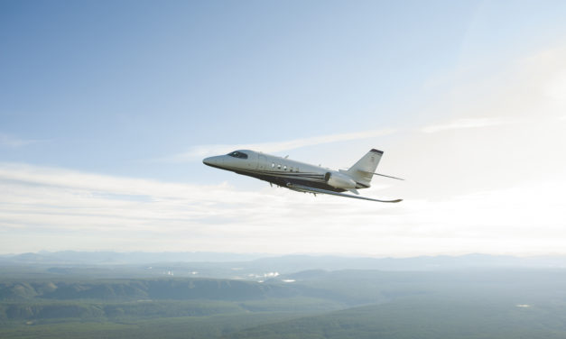 Cessna Citation Latitude, marks fifth anniversary of first delivery