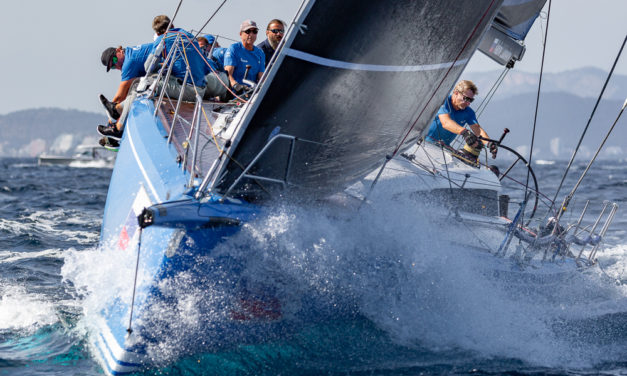 'Celebration of the Sea'  Rolex Swan Cup – 7-13 September 2020