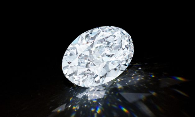 Wonder of nature: Sotheby's Hong Kong will auction an exceptional gem on 5th October 2020.