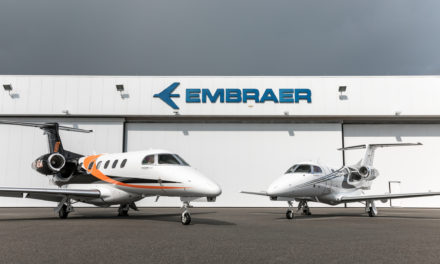 Embraer achieves 250th business jet delivery in latin america