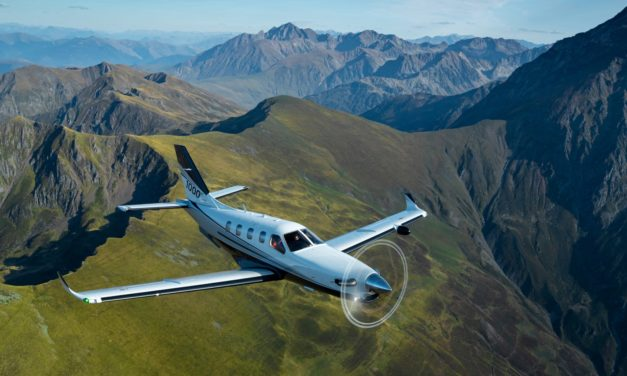 """Daher's TBM  joins the """"millennium"""" club with the rollout of its 1,000th airplane"""