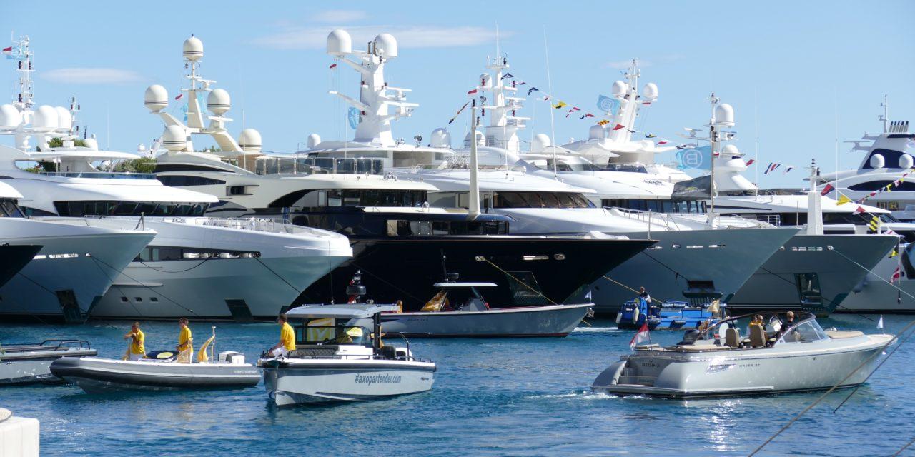 Monaco Yacht Show postponed until 2021