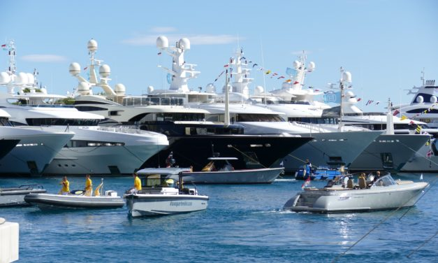 Monaco Yacht Show postponed until 2021