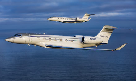 GULFSTREAM G500 AND G600 AGAIN EXCEED EXPECTATIONS