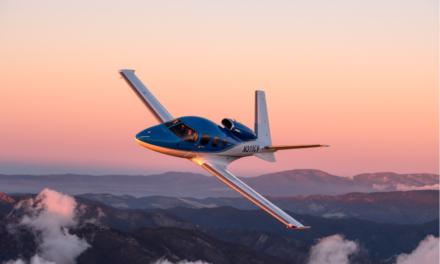 uxaviation UK expands managed fleet with new Cirrus jet