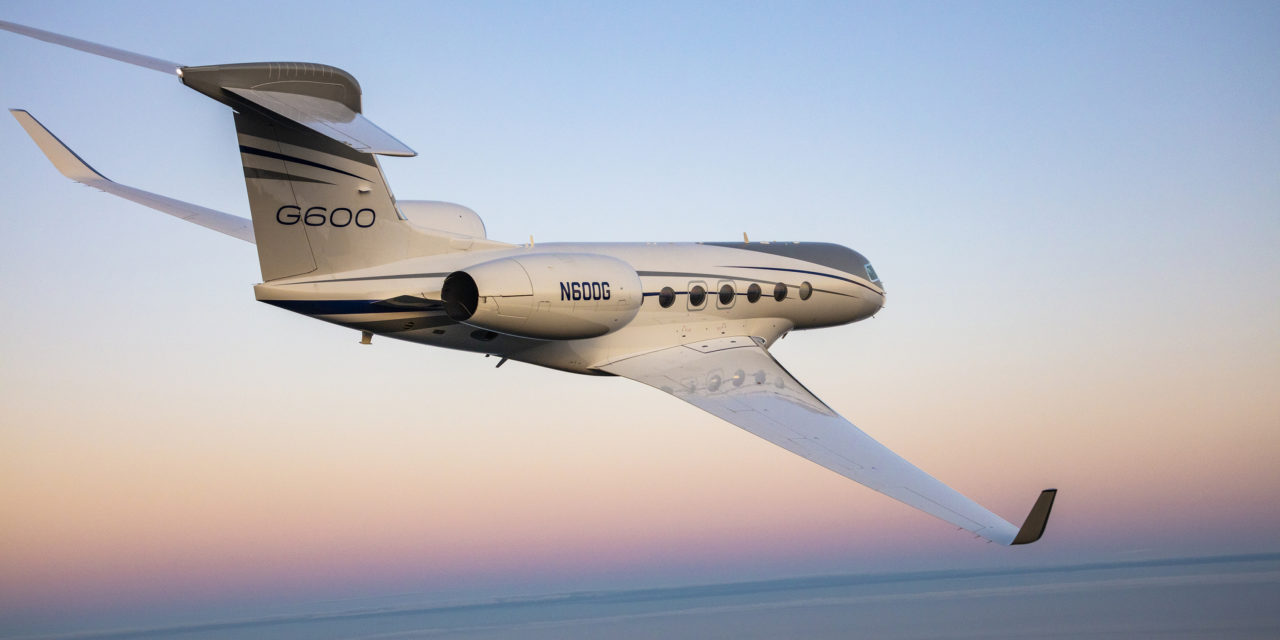 GULFSTREAM DELIVERS FIRST EASA-CERTIFIED G600