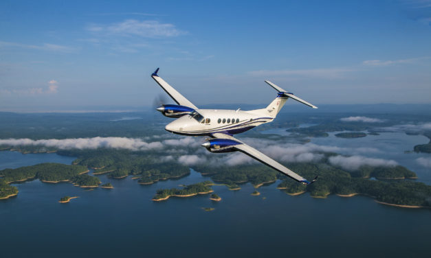 Textron Aviation introduces the Beechcraft King Air 260