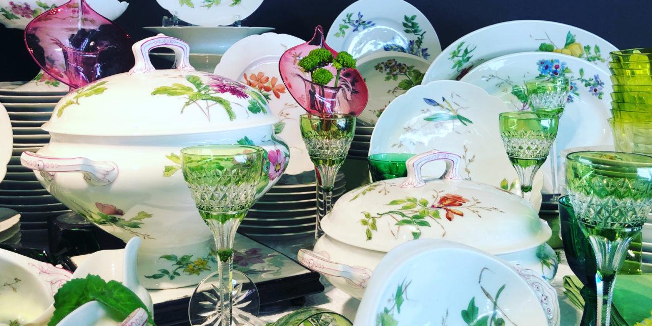 Antiques Market – Le Grand Jardin, Fayence, French Riviera 26 December 2020- 5 January 2021