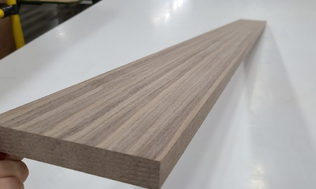 Collins Aerospace offers environmentally-friendly lumber alternative to compliment business jet veneers