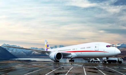 Milestone transaction: Opus Aero sells the first pre-owned 787-8 BBJ