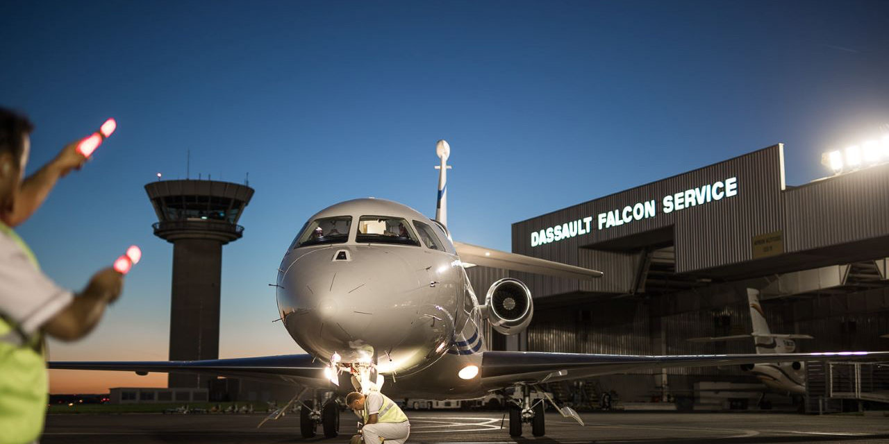 Dassault Announces New, Single-Point-of-Contact Organization for European MRO Sales Network