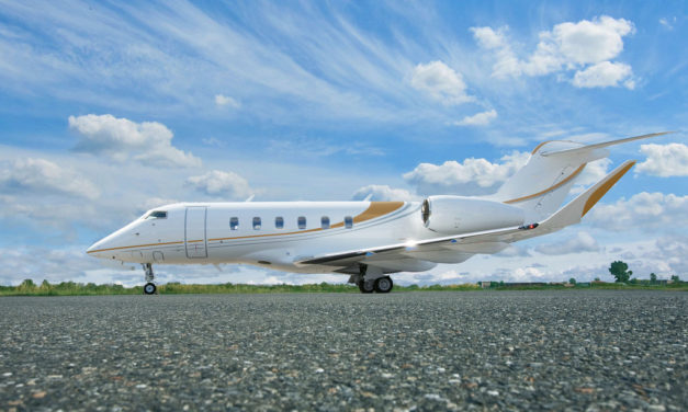 Latitude 33 Aviation  Adds Another Challenger 350 to its Fleet
