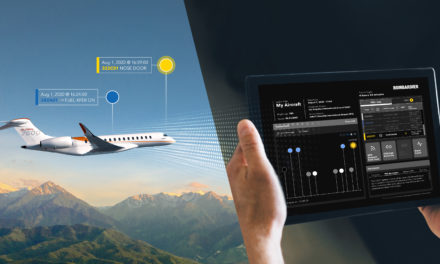 Bombardier Takes Next Steps in its Smart Link Plus Connected Aircraft Program