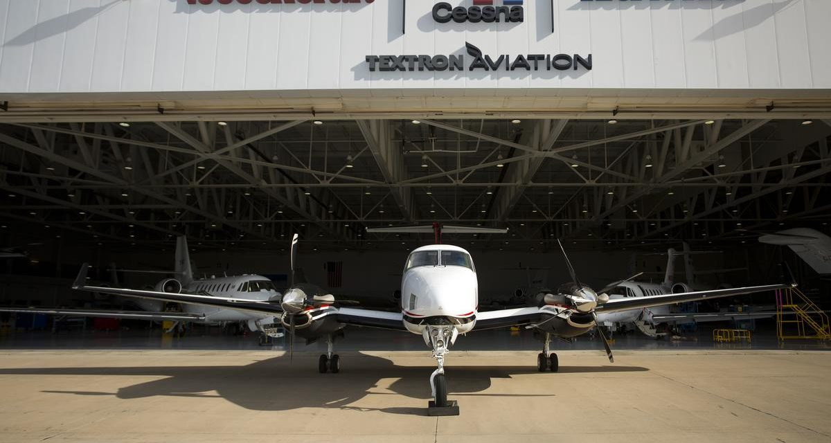 Lower deliveries for Textron Aviation in Q4 2020