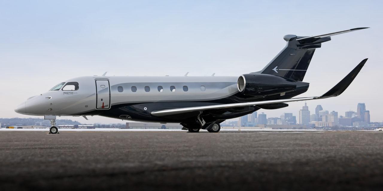 Jetcraft starts 2021 strong with landmark Praetor 600 sale