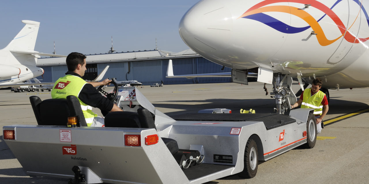 TAG AVIATION BECOMES AUTHORISED SERVICE FACILITY FOR DASSAULT FALCON AIRCRAFT IN HONG KONG