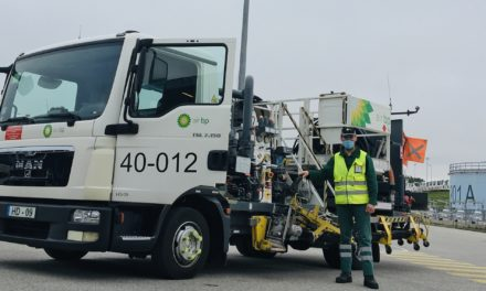 Air bp implements carbon emissions reducing technology