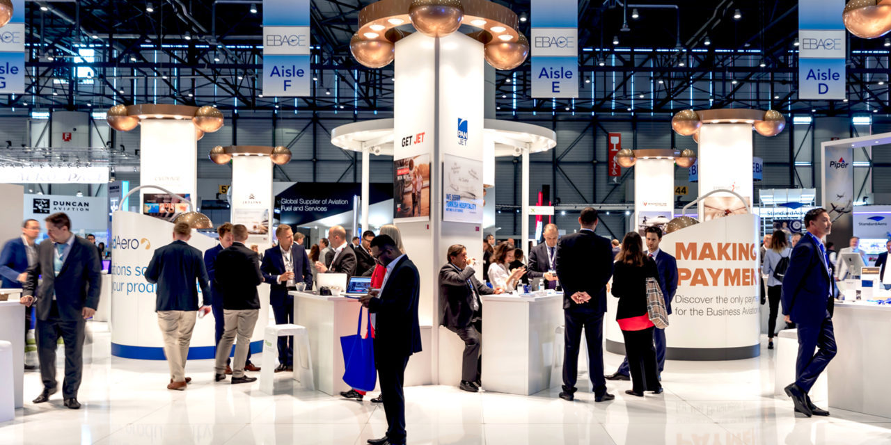 EBAA & NBAA Cancel EBACE 2021!