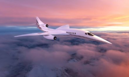 NetJets takes purchase rights for 20 AERion as2 supersonic jets