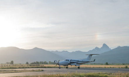 Beechcraft King Air 200 and 300 series turboprop customers benefit from innovative King Air Ground Cooling aftermarket upgrade
