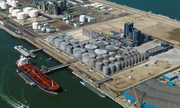 Neste acquires a new refinery plant in Rotterdam