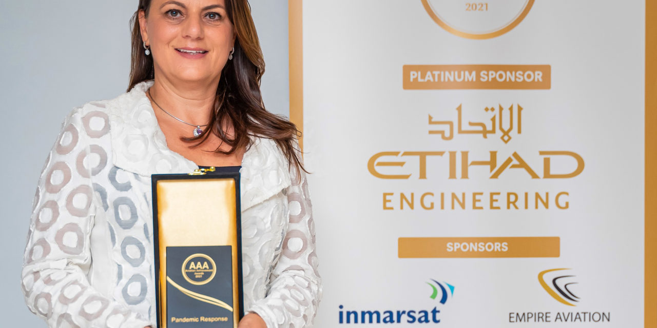 FAI wins Pandemic Response Special Award at Middle East Annual Achievement Awards