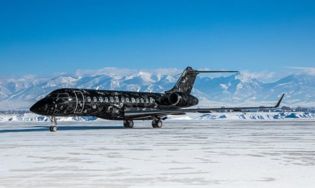 Duncan Aviation Delivers Highly Customized Global Express XRS