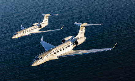 GULFSTREAM MARKS 100TH DELIVERY OF NEXT-GENERATION AIRCRAFT
