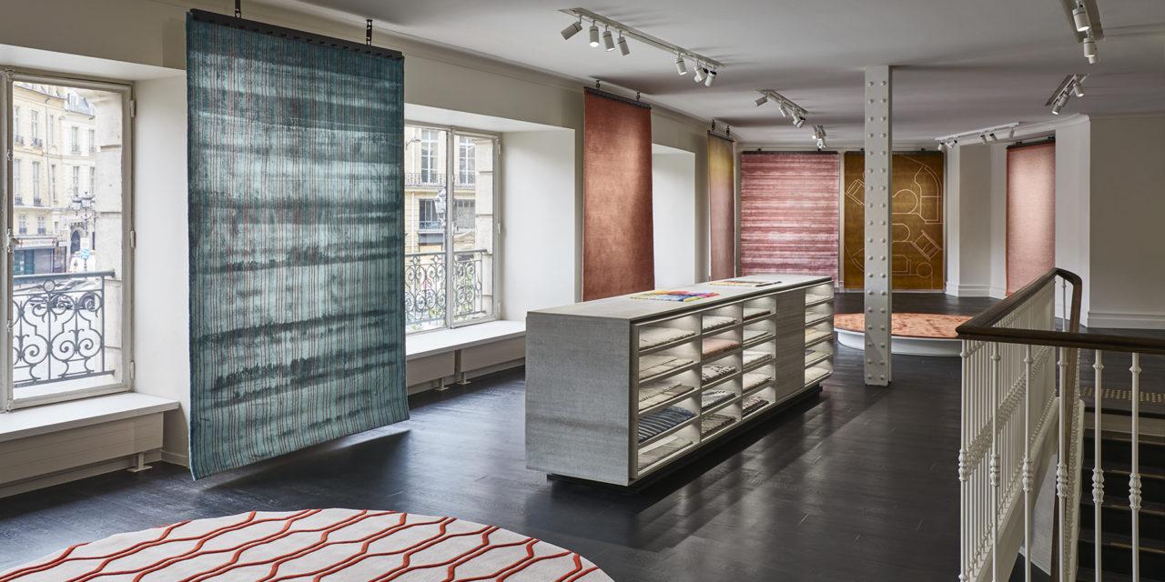 Tai Ping's new Parisian Showroom