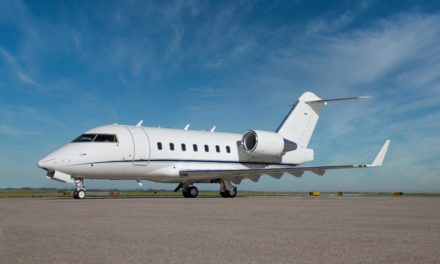Vertis Aviation adds Africa-based Challenger 604 to portfolio.