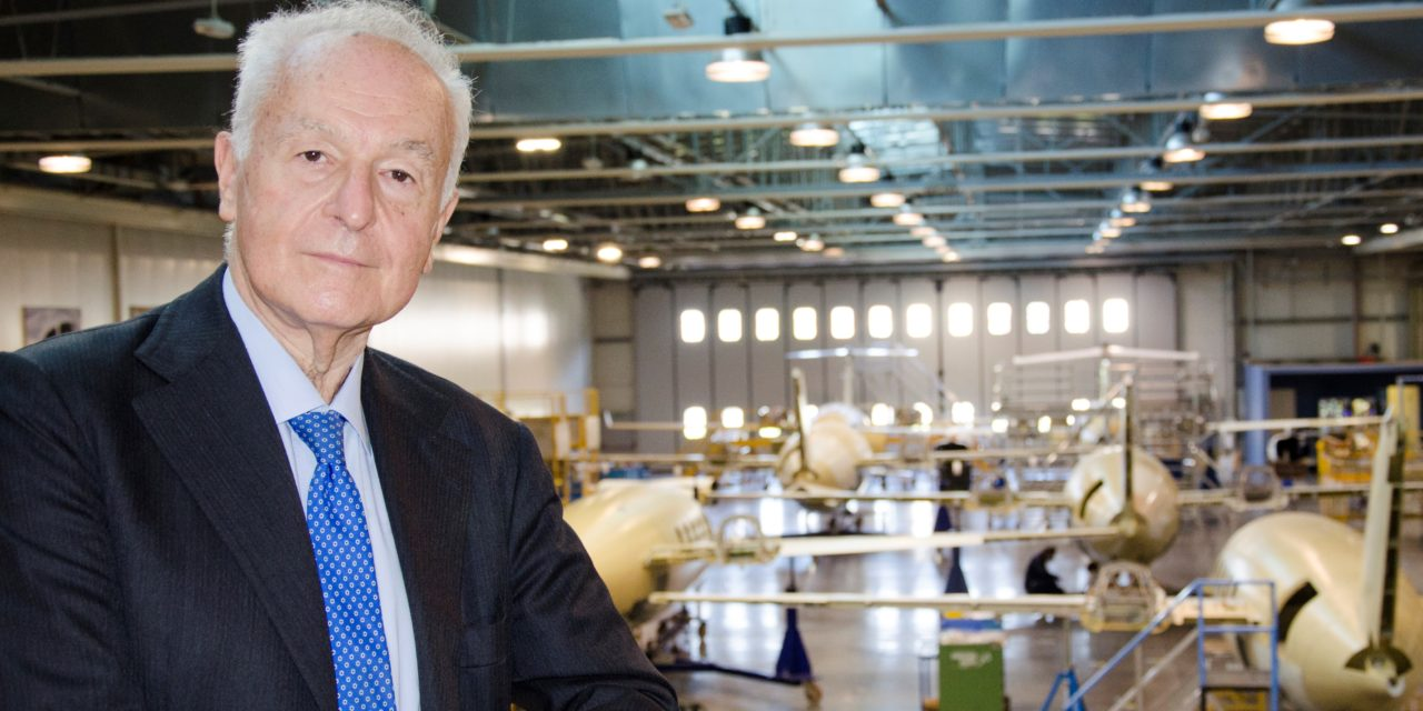 Piaggio Aerospace signs a 35 million euro contract for engine maintenance