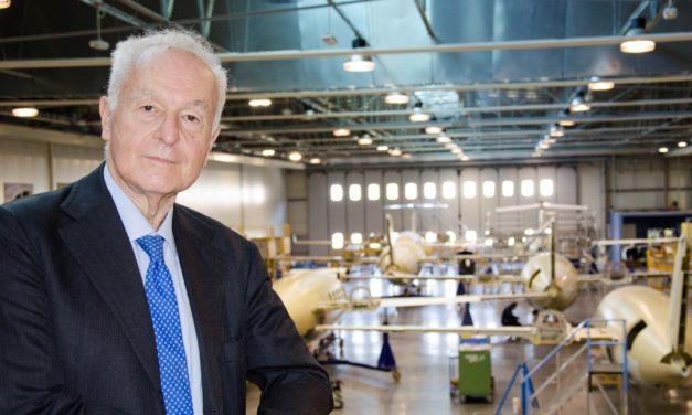 Piaggio Aerospace signs a 35 million euro contract for engine maintenance
