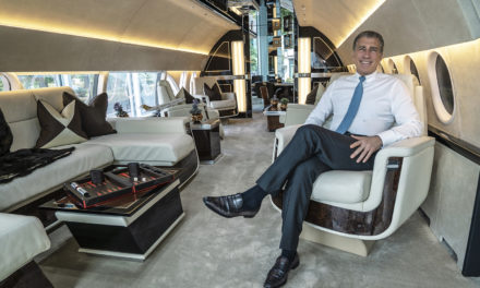 Steve Varsano 	: The Jet Business