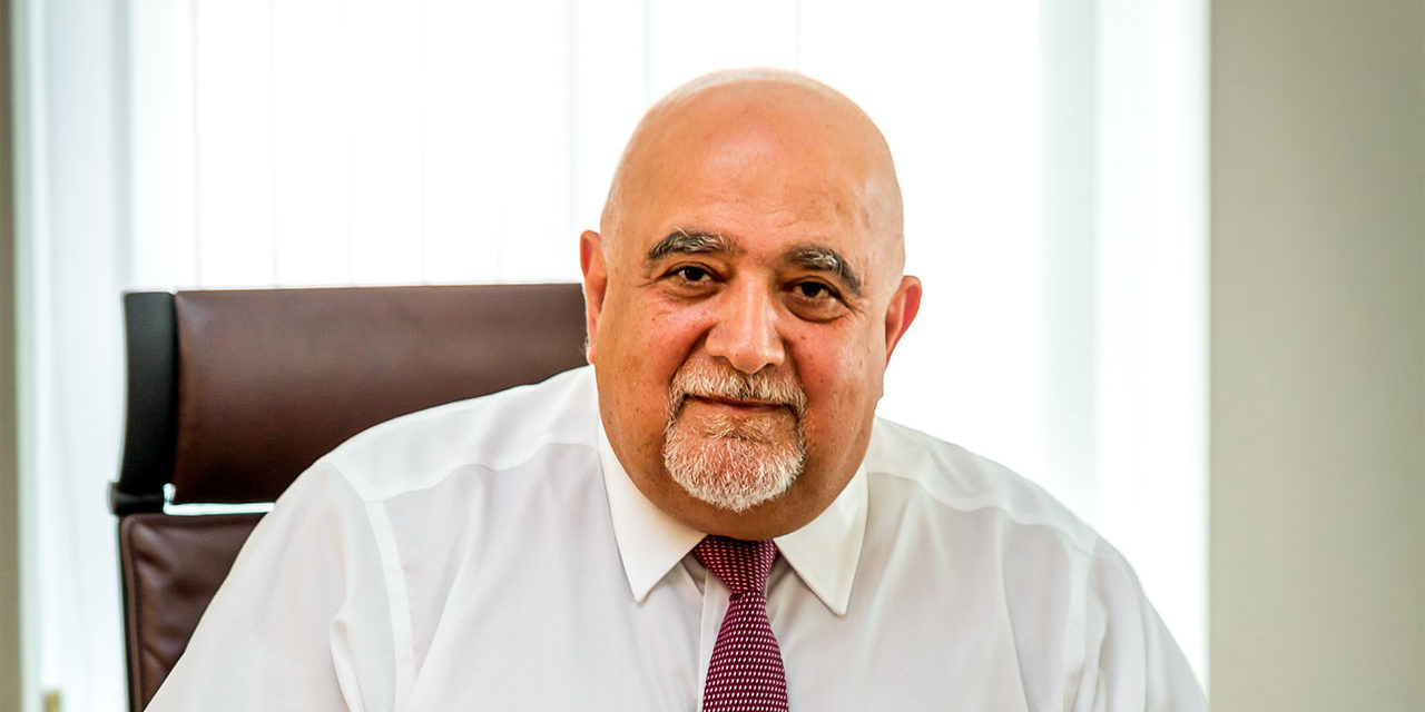 Interview with Richard Gaona, Executive Chairman and CEO  Comlux