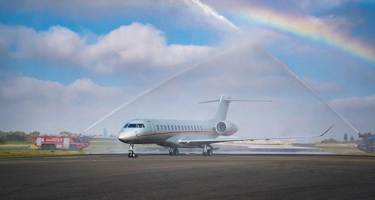 VistaJet announces order of 10 new Challenger 350 jets
