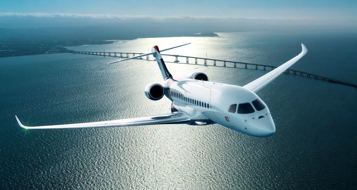 Falcon 10X: a generation ahead