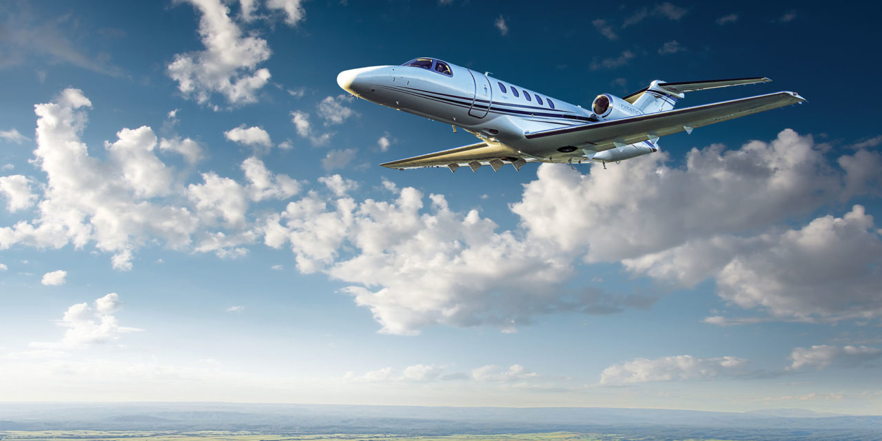 Textron Aviation names first Cessna Citation CJ4 Gen2 European customer