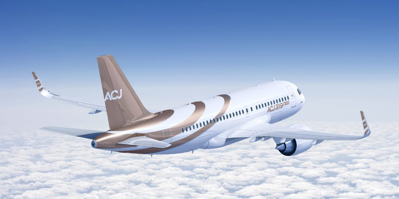 Airbus Corporate Jets wins order for the ACJ319neo