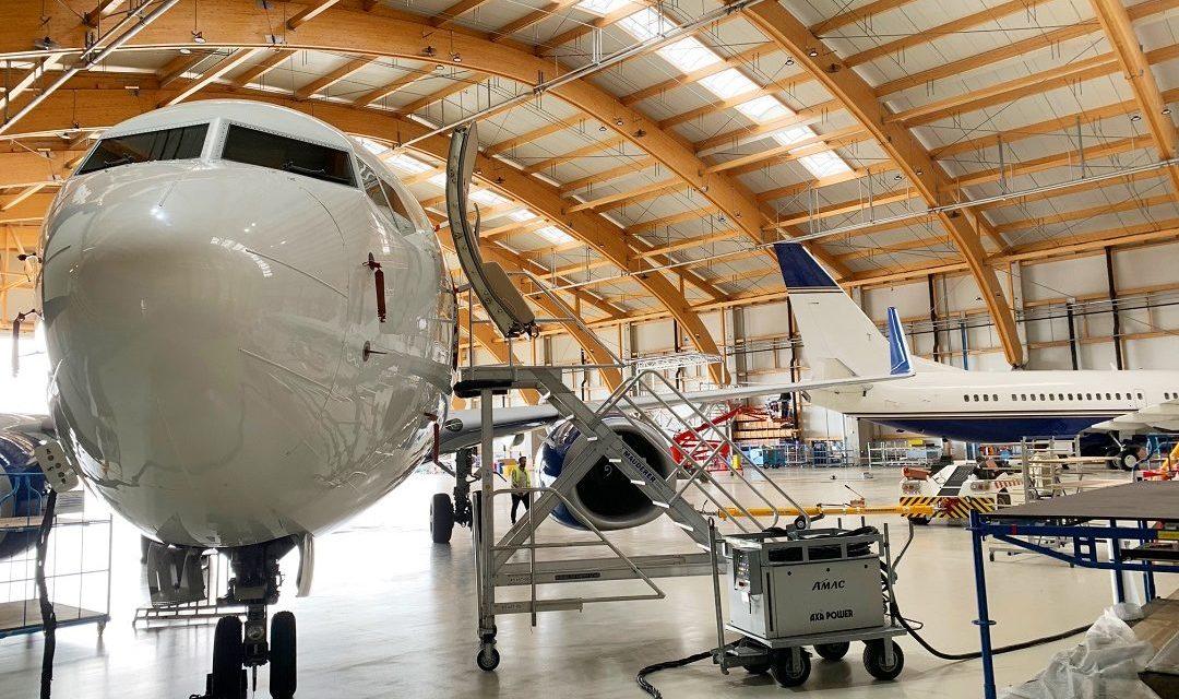 AMAC Aerospace: New Hangar meets high demand of MRO Services