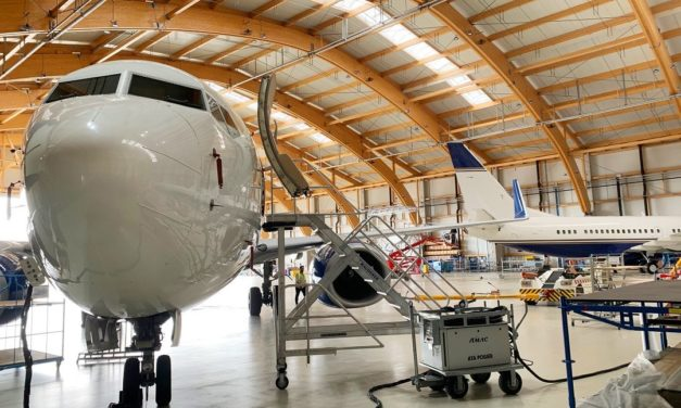 AMAC Aerospace: New Hangar meets high demand of MRO Services