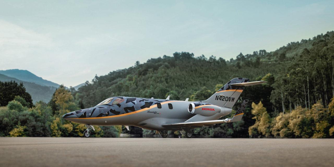 Honda Aircraft Company Unveils the HondaJet Elite S